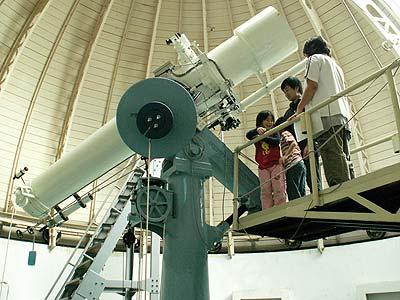 9月10日、京都大学の花山天文台が一般公開されました。飛騨天文台とネッ... 花山天文台一般公開
